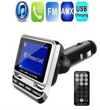 Bluetooth Car Stereo Audio FM Aux Input Receiver Remote SD USB MP3 Radio Player