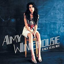AMY WINEHOUSE BACK TO BLACK VINYL ALBUM