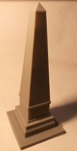 Monument aux morts - échelle O
