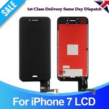 "Repuesto Para Iphone 7 4.7"" Pantalla LCD Digitalizador Pantalla Táctil Conjunto Negro"