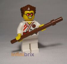 Lego Griffin Turner aus Set 70756 Dojo Showdown Ninjago Minifigur NEU njo116