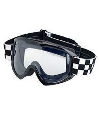 Occhiali da Casco Biltwell Harley Davidson Custom Bobber Triumph Goggle Helmet