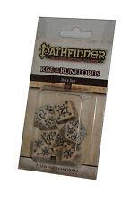 PATHFINDER-SET-DICE SET-Rise of the Runelords-W4,W6,W8,W10,W12,W20,W100-(00)