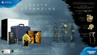 Death Stranding Collectors Edition - Sony Playstation 4 [NTSC, Steelbook] NEW