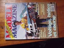 $$x Revue modele magazine N°484 Cherry II  decoupe polystyrene  monocoque