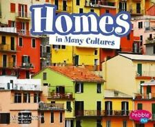 Homes in Many Cultures (Pebble Plus: Life Around the World)