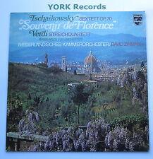 """9500 104 - TCHAIKOVSKY - Septet """"Souvenir de Florence"""" ZINMAN - Ex Con LP Record"""