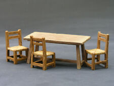 King & Country 1/30th scale SP019 table and chairs set