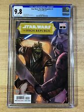 Star Wars High Republic #2 (2021 Marvel) 1st Print CGC 9.8