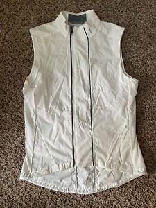 Rapha Gilet Vest- White- Large