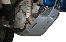 Ricochet Alum. Skid Plate-Husaberg FX/FE 250/300/390/450/501/570 (09-13), #481
