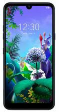 LG Q60 LMX525ZAW - 64GB - Aurora Black (Unlocked) (Dual SIM)