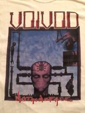 VOI VOD T-SHIRT      NOTHING FACE     AWESOME+RARE    THRASH METAL      SIZE 2XL