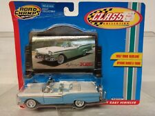1998 Road Champs - Classic - blue... - 1957 Ford Fairlane - 1/43 Scale DieCast