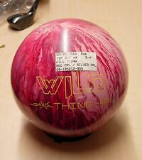 15# Mexico Brunswick 2009 WILD THING Bowling Ball