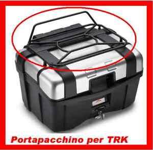 GIVI PORTAPACCHINO IN METALLO GIVI E120B  Per VALIGIA TREKKER TRK33 TRK46