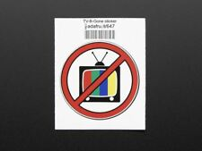 Adafruit TV-B-Gone-Autocollant! [ADA647]