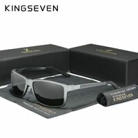 KINGSEVEN 2020 Men's Sunglasses Aluminum Magnesium Polarized Driving Mirror