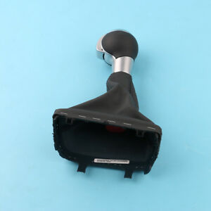 Automatic Shifter Gear Shift Handle Hilt For VW Jetta MK5 Audi A4 8U1 DQ550 AQ45