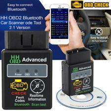 ELM327 Car Auto Wireless Bluetooth V2.1 ODB2 ODB-II Diagnostic Scan Scanner Tool