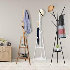 Coat Rack Coat Stand Entryway Coat Tree Hat Hanger Jacket Umbrella Stand Floor