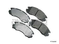 Disc Brake Pad Set-Akebono ProACT Front WD EXPRESS fits 90-96 Subaru Legacy
