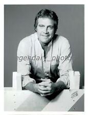 1981 Portrait of Actor Lee Majors Original News Service Photo