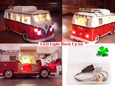 LED Kit ONLY For LEGO Creator Series The T1 Volkswagen Camper Van Model 10220