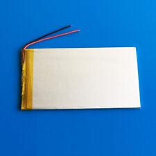 3.7V Li po Battery 4000mAh for Tablet PC DVD Power Bank Mobile Phone PDA 3970125