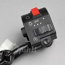 "Motorcycle 7/8"" Handlebar Headlight Electrical Start Right Switch Suzuki 12V J02"