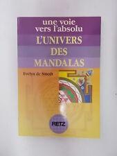 ORIENT L UNIVERS DES MANDALAS EVELYN DE SMEDT EDITIONS RETZ 1990