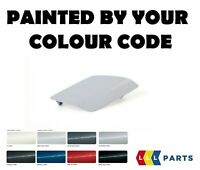 NEW GENUINE VW GOLF MK6 HEADLIGHT WASHER COVER RIGHT PAINTED BY YOUR COLOUR CODE