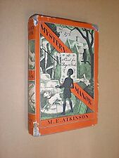 MYSTERY MANOR. M E ATKINSON. 1948 HARDBACK in DUST JACKET. HAROLD JONES ILLUST