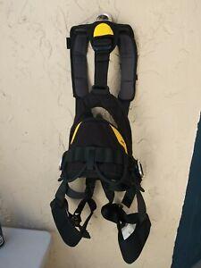 Petzl Avao Bod Fast International Version Harness Black/gray Size 2