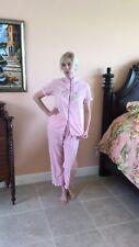 Vintage 60's 2 Piece Lingerie Pajama Set. M