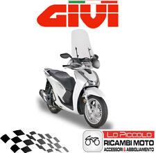 Pare Brise Bulle SPECIFIQUE D1155BL Honda SH 125 I 2017 2019 Moto GIVI