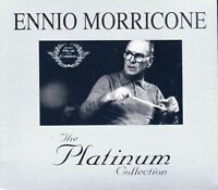 3 CD Box Set ENNIO MORRICONE THE PLATINUM COLLECTION SUCCESSI BEST MEGLIO nuovo