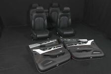 > Audi a8 w12 4h cuero equipamiento equipamiento interior confort escaños Leather seats <