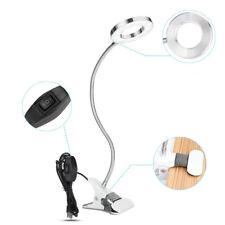 LED Tattoo Schönheit Lampe USB  Klemm-Lampe Leselampe Tischlampe einstellbar SMT