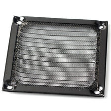 80mm Computer Anodized Aluminum Case Fan Filter Guard Grill Anti-dust HOT!NEW!