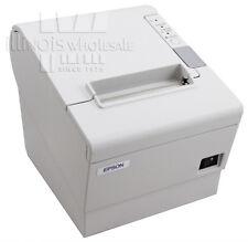 Epson TM-T88IV POS Thermal Printer, Ethernet Interface, Cool White