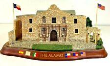Danbury Mint The Alamo San Antonio Texas Model Figure