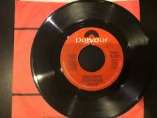 "Disco 45 Gloria Gaynor ""I Will Survive/ Substitute"" Polydor 1978 VG"