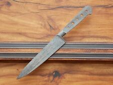 Vintage Sabatier 6 inch Chefs Knife Blank Carbon Steel French Steel