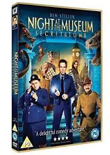 NIGHT AT THE MUSEUM - SECRET OF THE TOMB - NEW / SEALED DVD - UK STOCK