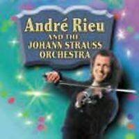 Andre Rieu & The Johann Strauss Orchestra--The World`s Waltz King! -  - EACH CD