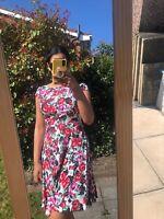 Wallis Dress Size 10 Gorgeous Summer Dress