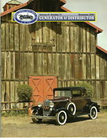 1931 Coupe - Generator & Distributor Magazine Volume 47, #11 October 2008