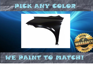Pre-Painted To Match! Chevrolet Traverse Front Driver Side Left Fender 09-17