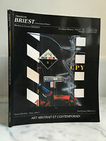 Catalogue Di Vendita Francis Briest Arte E Contemporaneo 8 Giugno 1990